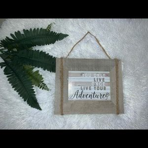 Sheffield home rustic 5x7 picture frame wooden